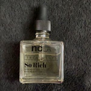 NCLA so rich treatment